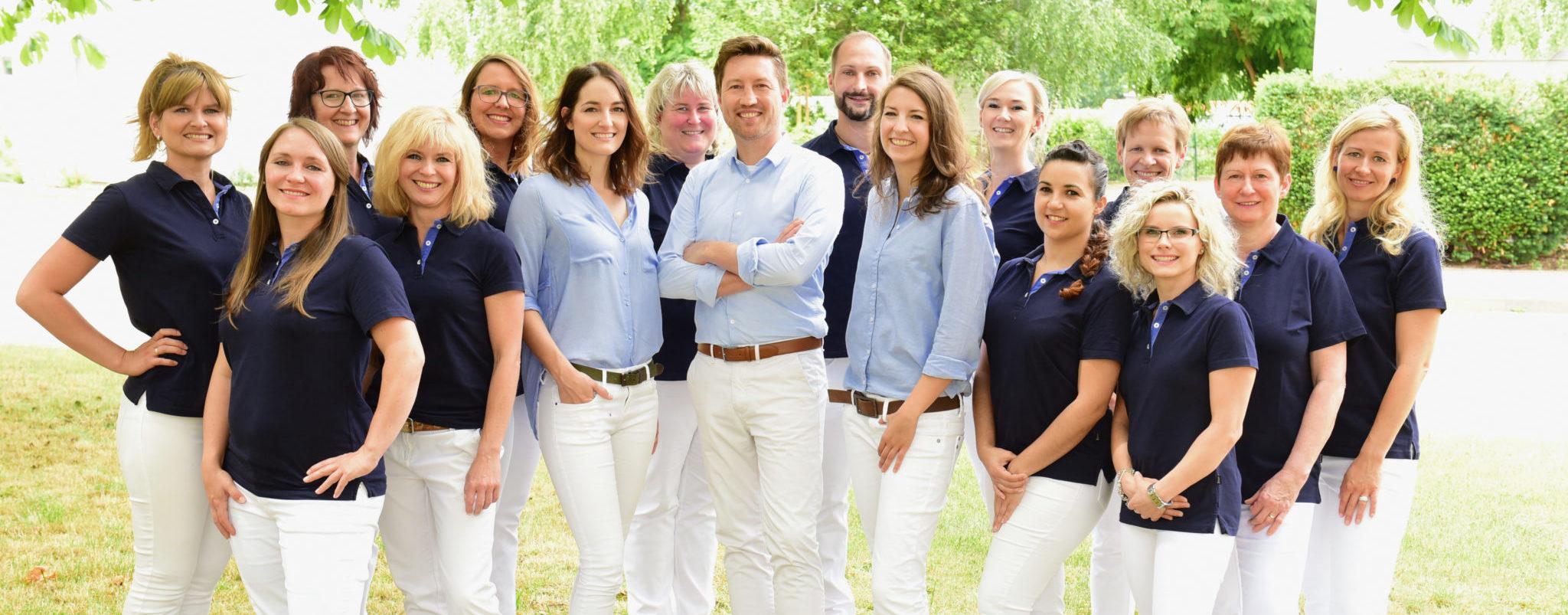Das Team von Zahnarzt Zwenkau