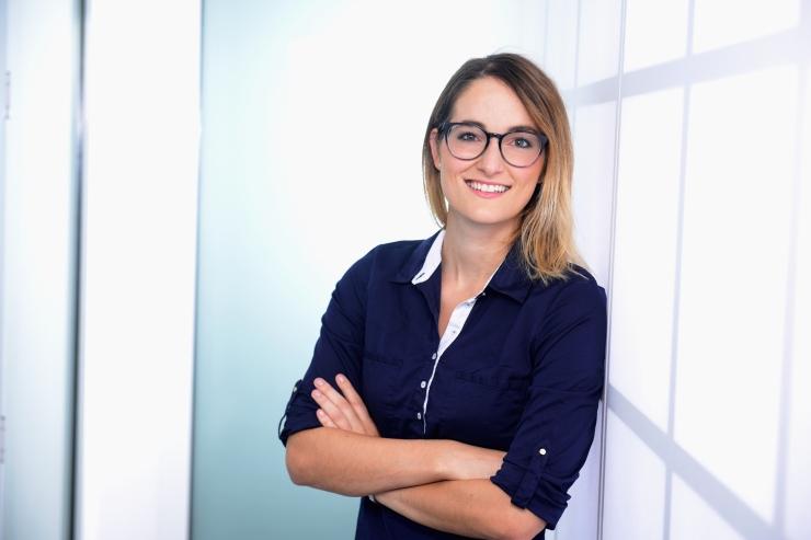 Dr. Marie Neitsch, Zahnärztin