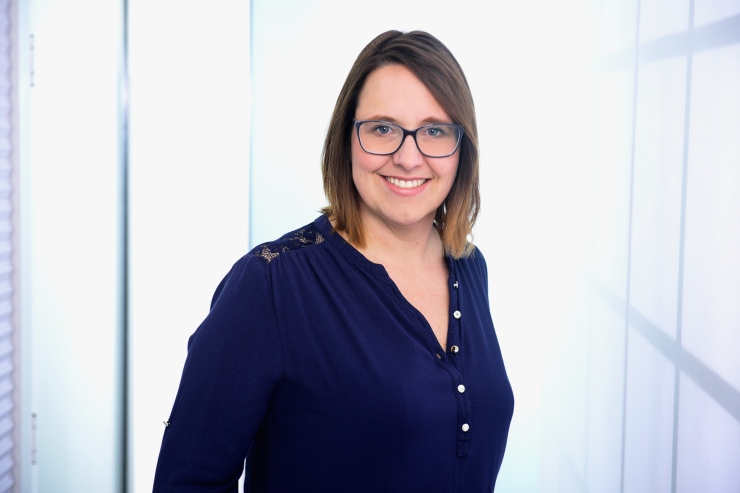 Katrin Weber, Praxismanagerin