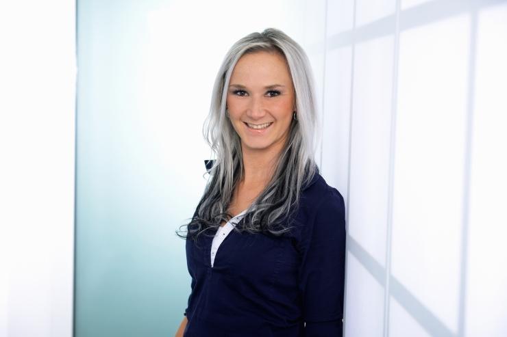Sandy Kreßner, chirurgische Assistentin