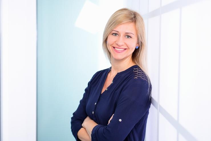 Nadine Dreilich, Assistenz, Rezeptionistin