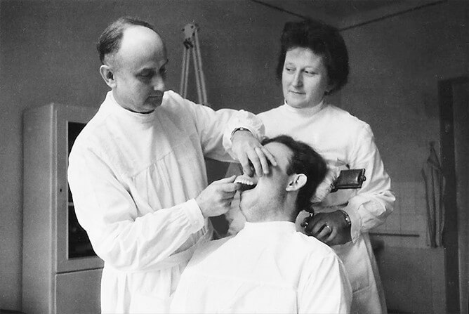 SR Rudolf und Christa Fischer, 1961